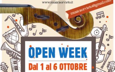 Open Week, una settiman di lezioni gratuite per i nuovi iscritti
